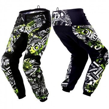 Answer Alpha Multiple Panels Optimize Fit Comfort And Performance Durable Poly Oxford Flexible Knee Fly Yoke And L Legs Patches Pants Motorcycle Jacket