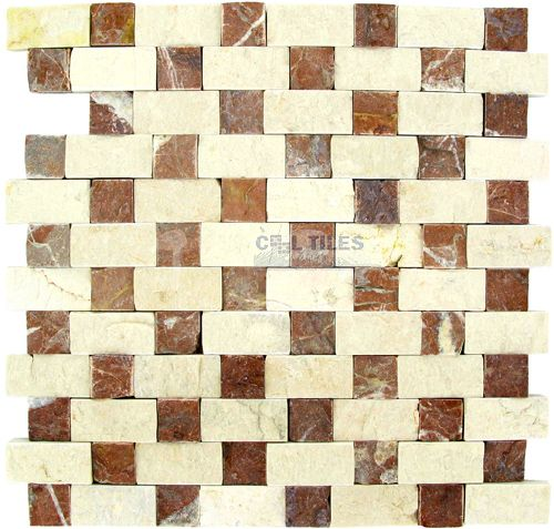 clear view tiles cv mixbindmspl splitface indo marfil with red