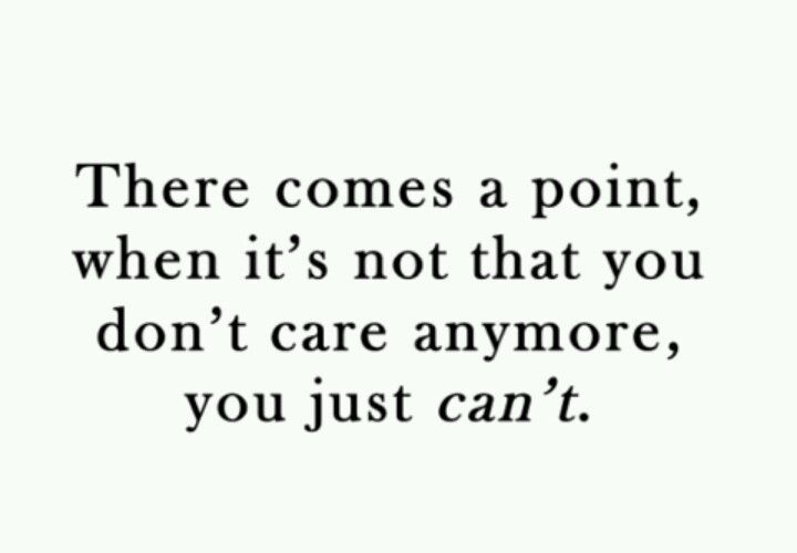 You just cant!