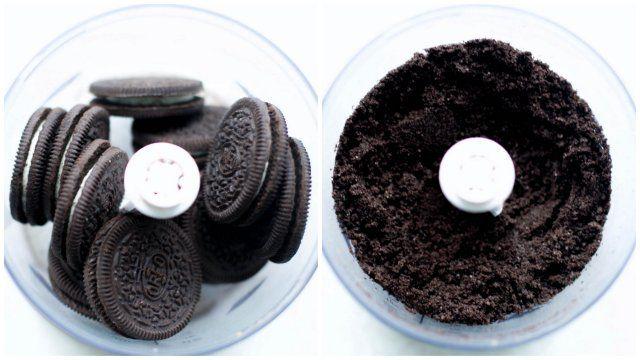 Mini Snickers Cheesecakes | Kookmutsjes #snickerscheesecake