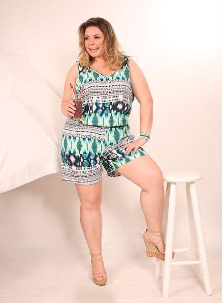 ee6a1ac77ec1 Alto Verão 2015   Kauê Plus Size   moda   Roupas para mulheres, Moda ...