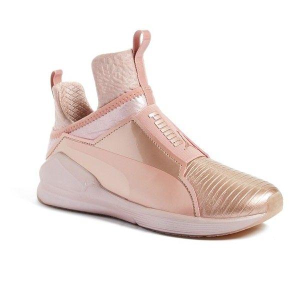 Women S Puma Fierce Bleached Training Shoes