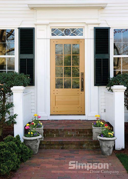 Door Idea Gallery | Simpson Door & Door Idea Gallery | Simpson Door | Our Home | Pinterest | Doors ...