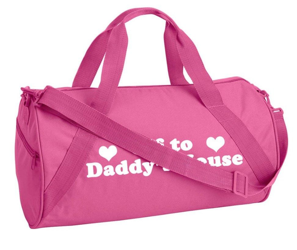 66d0fd2a06 Off To Daddy s House Duffle Bag   PREORDER