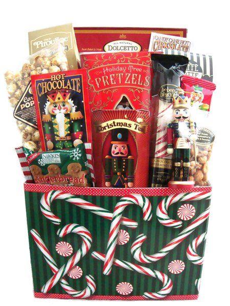 The Nutcracker Send Gift Basket Sympathy Baskets Housewarming Birthday