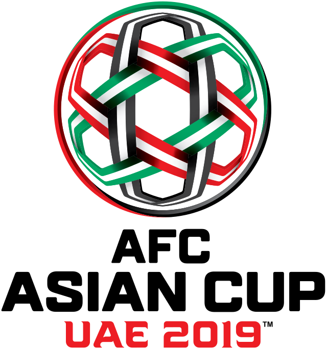 AFC Asian Cup UAE 2019 logo. (With images) Afc asian cup