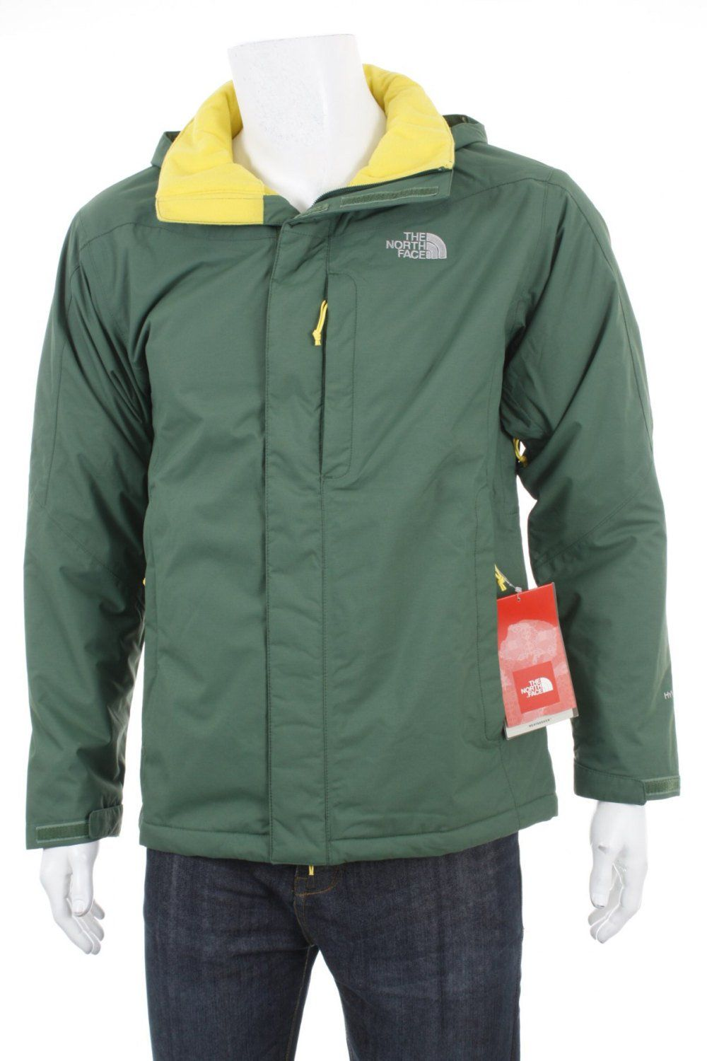 828911797 The North Face Men's Highland insulated wind and waterproof Jacket ...
