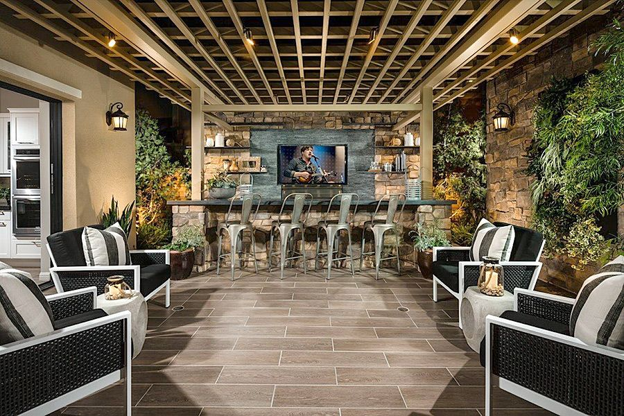 How To Design The Perfect Indoor Outdoor Living Space Outdoor Space Design Outdoor Living Outdoor Living Space