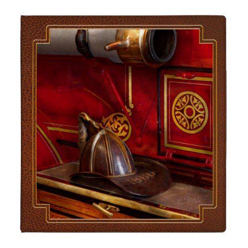 Firemen - An Elegant Job Binder