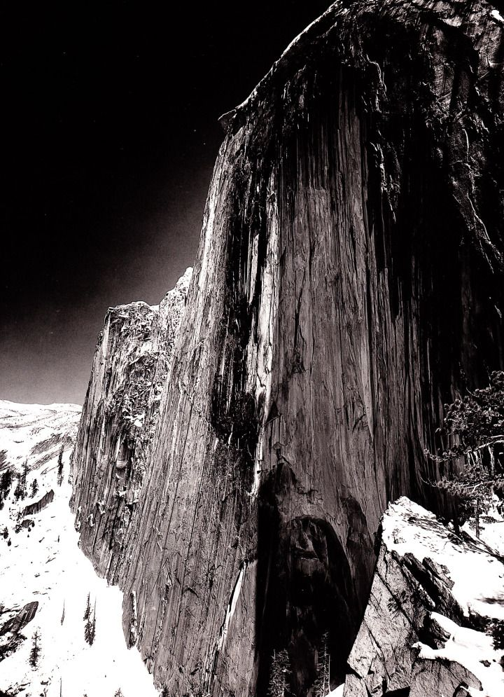 Ansel Adams | Ansel adams photos, Ansel adams, Ansel adams ... Ansel Adams Clearing Winter Storm Analysis