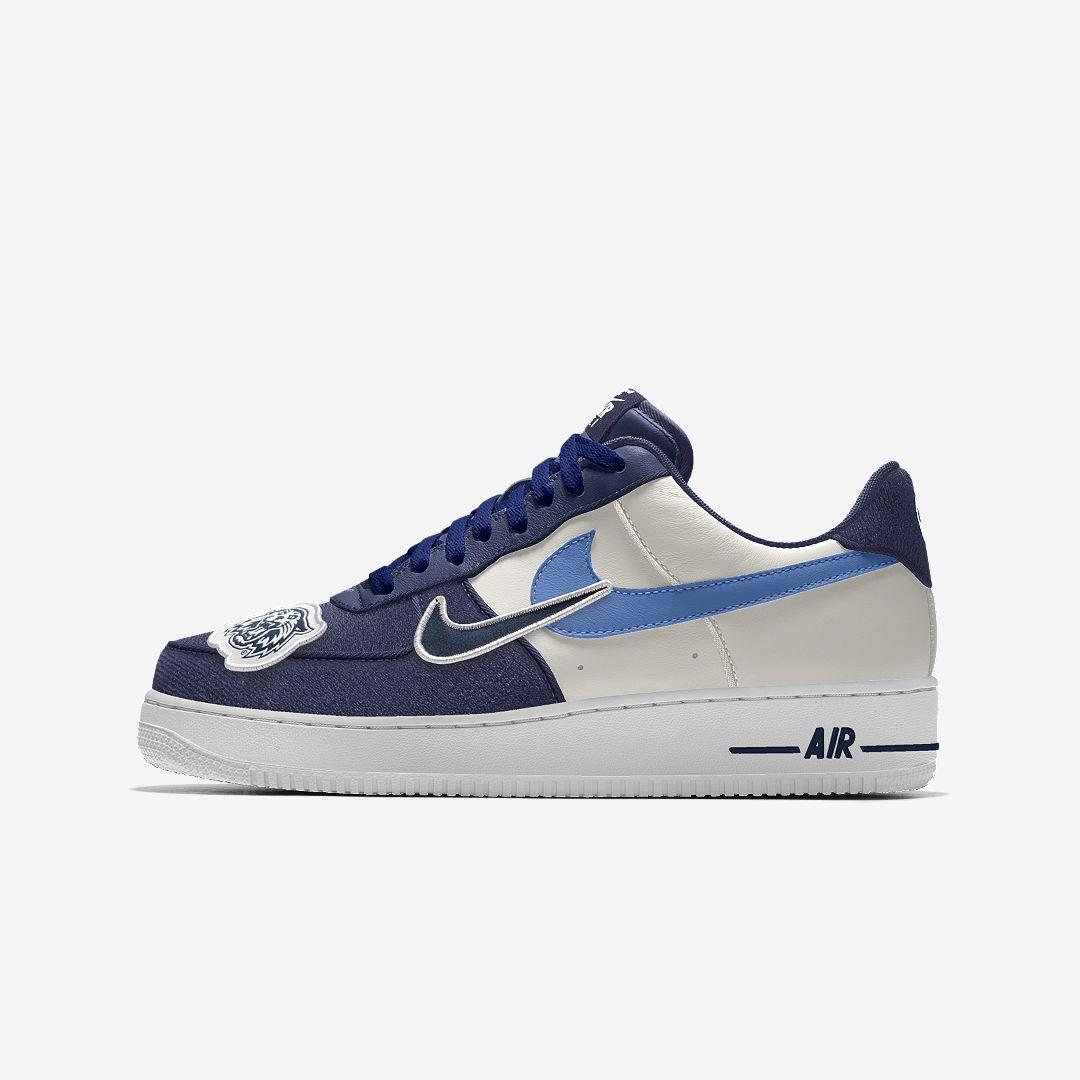 Nike Air Force 1 Low Premium iD (Villanova) Men's Shoe Size