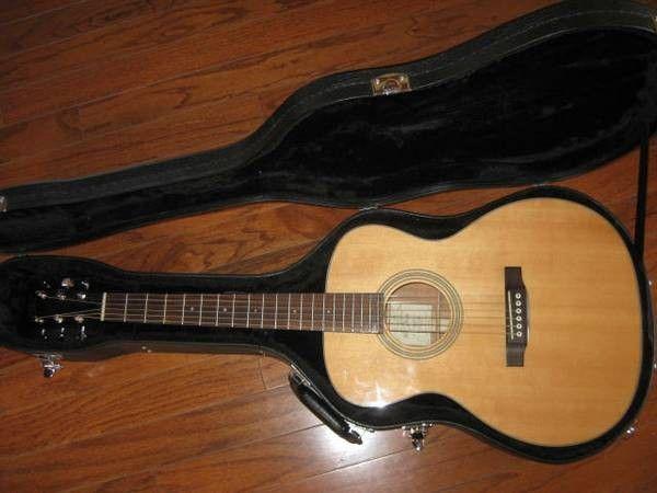 Recording King 000 Acoustic Guitar Ro 10 340 Guitar Recording King Acoustic Guitar