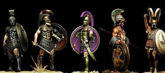 Ancient Greek Army Units Related Keywords - Ancient Greek ...