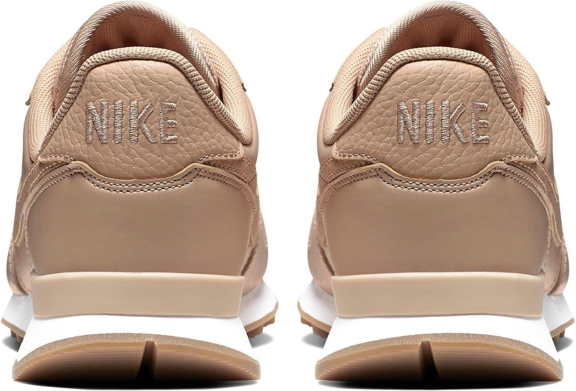 Nike Sportswear Sneaker 'Internationalist' Damen, Beige