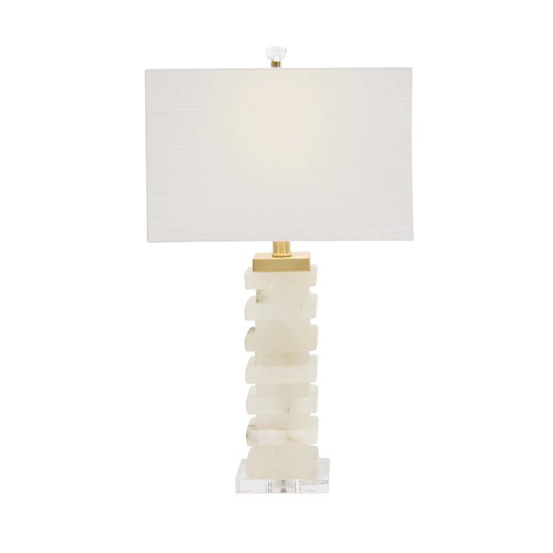 Riehl 25 Table Lamp Lamp Table Lamp Acrylic Table