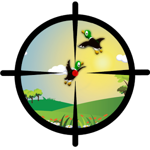 Android duck hunt or duck shooting game. Remember