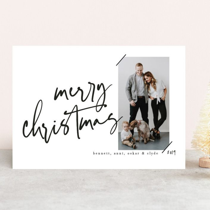 Holiday Photo Cards In Ink By Susan