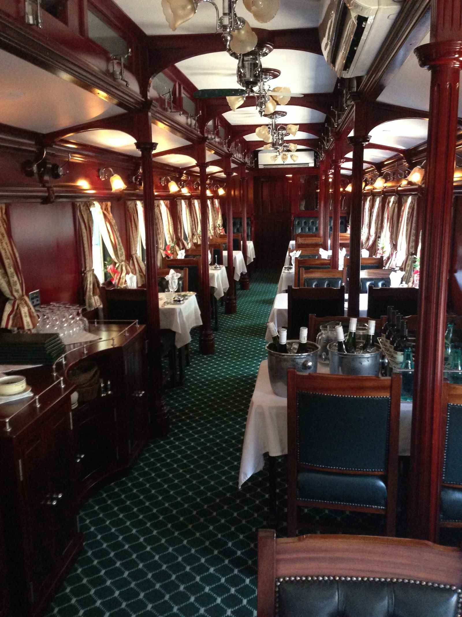 Lessons In Resilient Leadership From The World S Most Luxurious Train Train Vintage Train Train Engineer