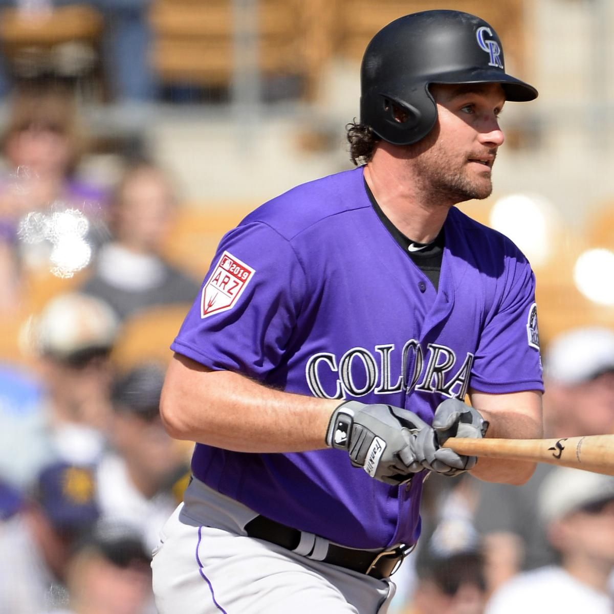 Colorado Rockies announced Monday first baseman Daniel Murphy has been placed on the injured list after being diagnosed with an avulsion fracture of the left index finger...sports