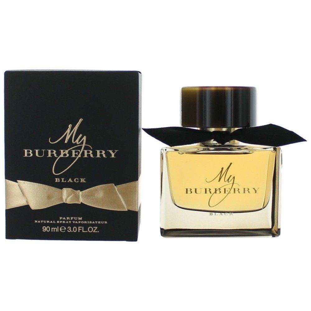 My Burberry Black Perfume By Burberry 3 Oz Eau De Parfum Spray For Women Nib Burberry Black Perfume Perfume Eau De Parfum