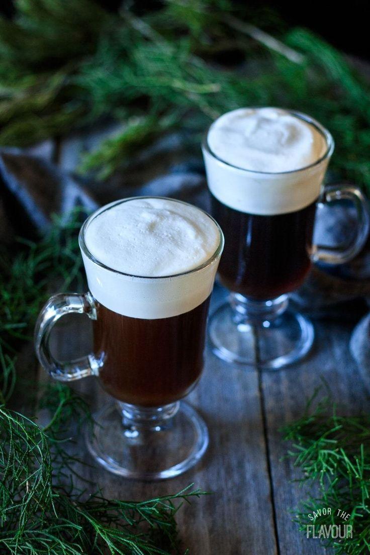 How to Make Non Alcoholic Irish Coffee Recipe Irish