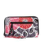 Vera Bradley Factory Exclusive Zip-Around Wallet