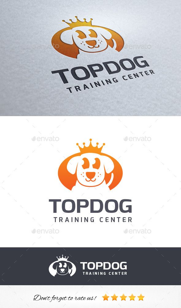 Dog Logo Template