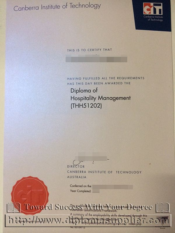 Canberra Institute of Technology (CIT) degree, CIT fake diploma - fake divorce certificate