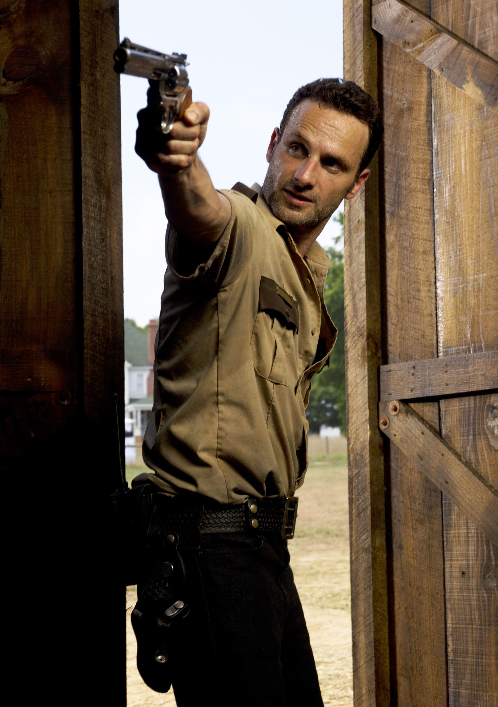 Rick Grimes Lori Grimes Shane Walsh The Walking Dead