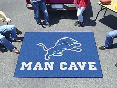 Detroit Lions Man Cave Ideas : My husbands cleveland browns man cave men