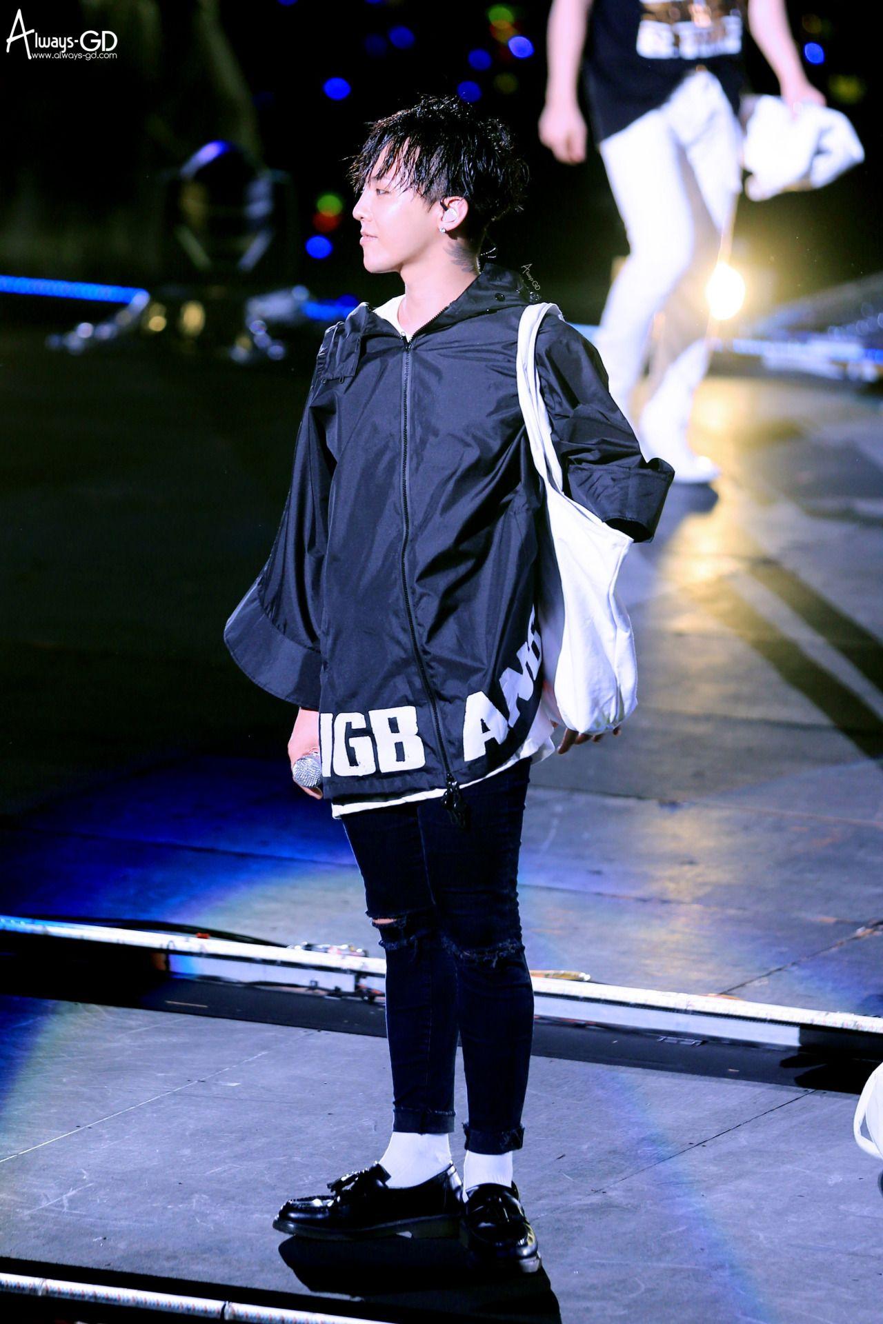 160731 G-Dragon - BIGBANG10 the CONCERT: 0.TO.10 in Japan