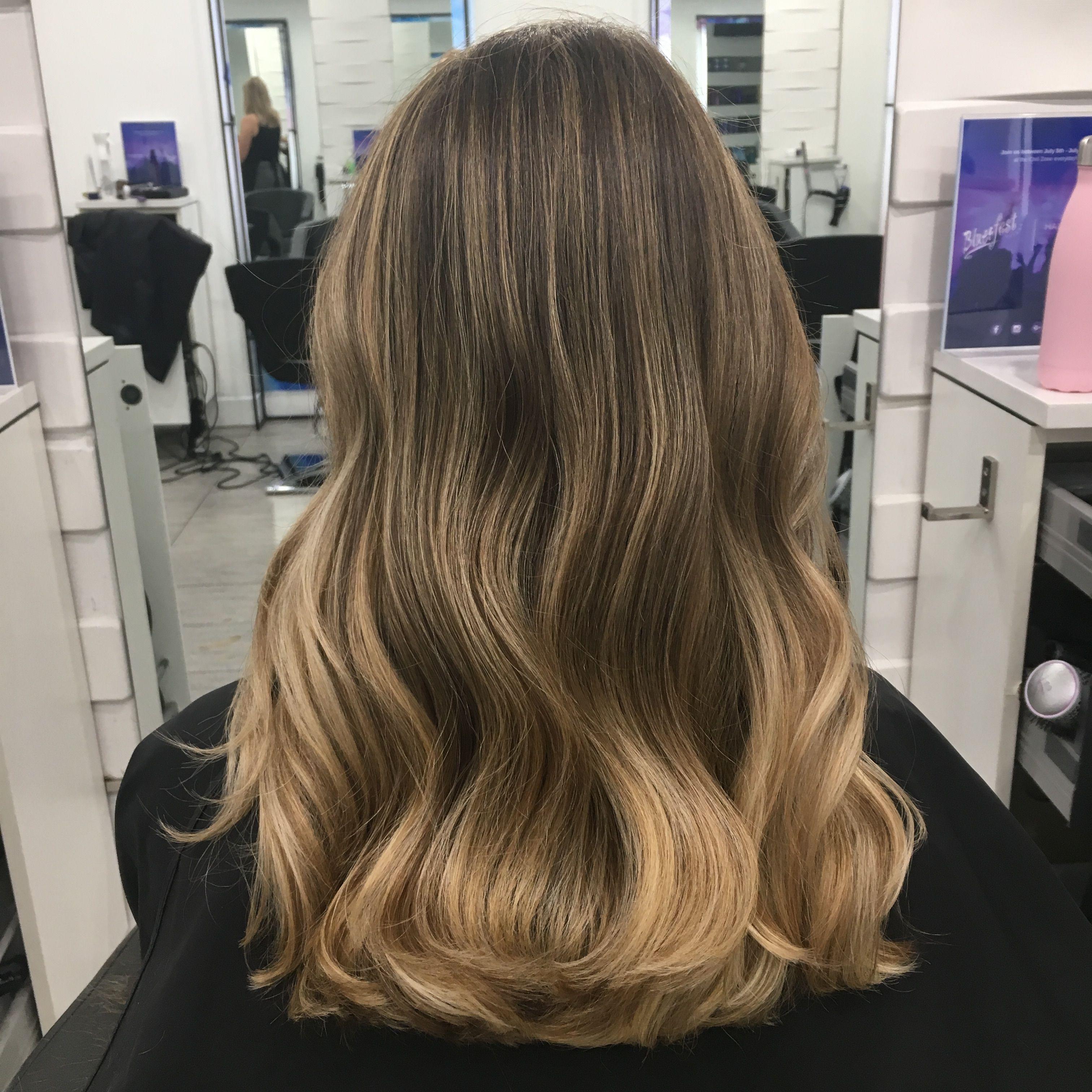 Caramel balayage caramel highlights on brown hair blonde balayage