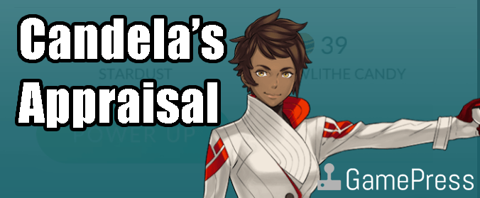 Team Valor Appraisal dialog! What the heck she's talking