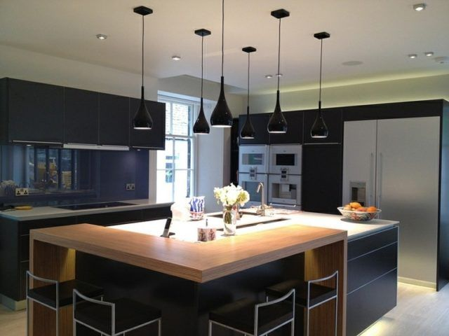 Resultado de imagen para cocina con isla central Cocinas - cocinas con isla