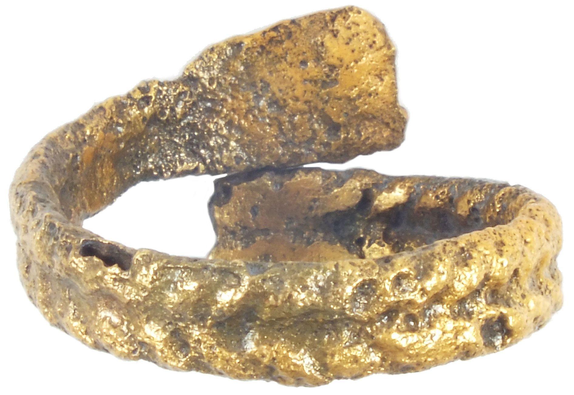 VIKING WARRIOR'S RING 9th10th CENTURY AD Viking warrior