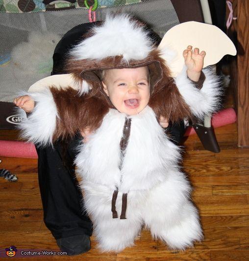 Ewok costume  sc 1 st  Pinterest & GIZMO - Halloween Costume Contest at Costume-Works.com   Gremlins ...
