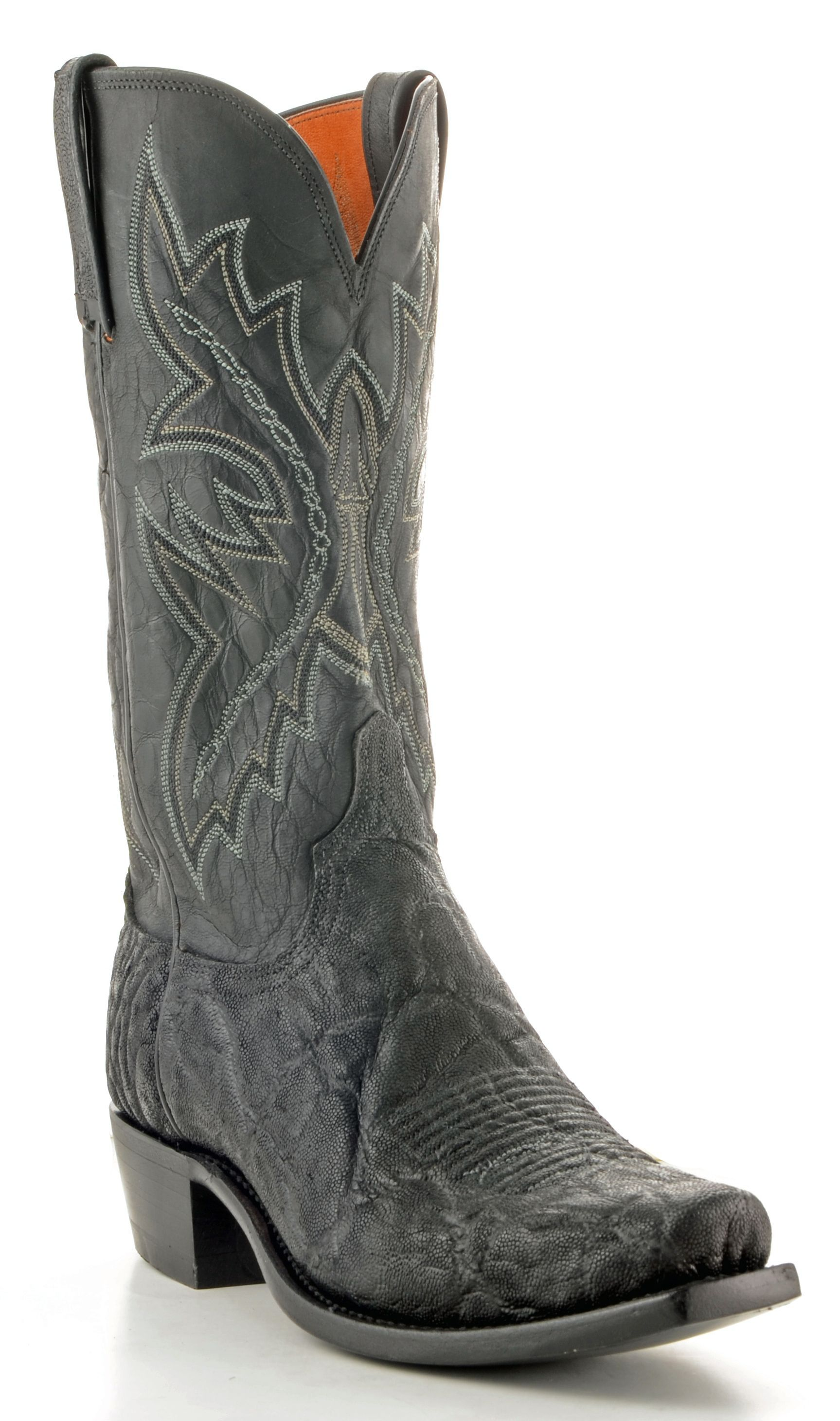 dbf065eed4 Luchasse Elephant skin boots made in America!