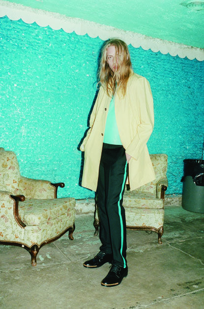 THE BARNEYS NEW YORK SPRING CAMPAIGN: N'AWLINS BY JUERGEN TELLER