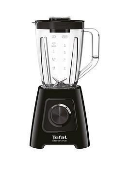BL420840 Blendforce II Blender with Plastic Jug - Black #plasticjugs Tefal Bl420840 Blendforce II Blender With Plastic Jug - Black #plasticjugs BL420840 Blendforce II Blender with Plastic Jug - Black #plasticjugs Tefal Bl420840 Blendforce II Blender With Plastic Jug - Black #plasticjugs