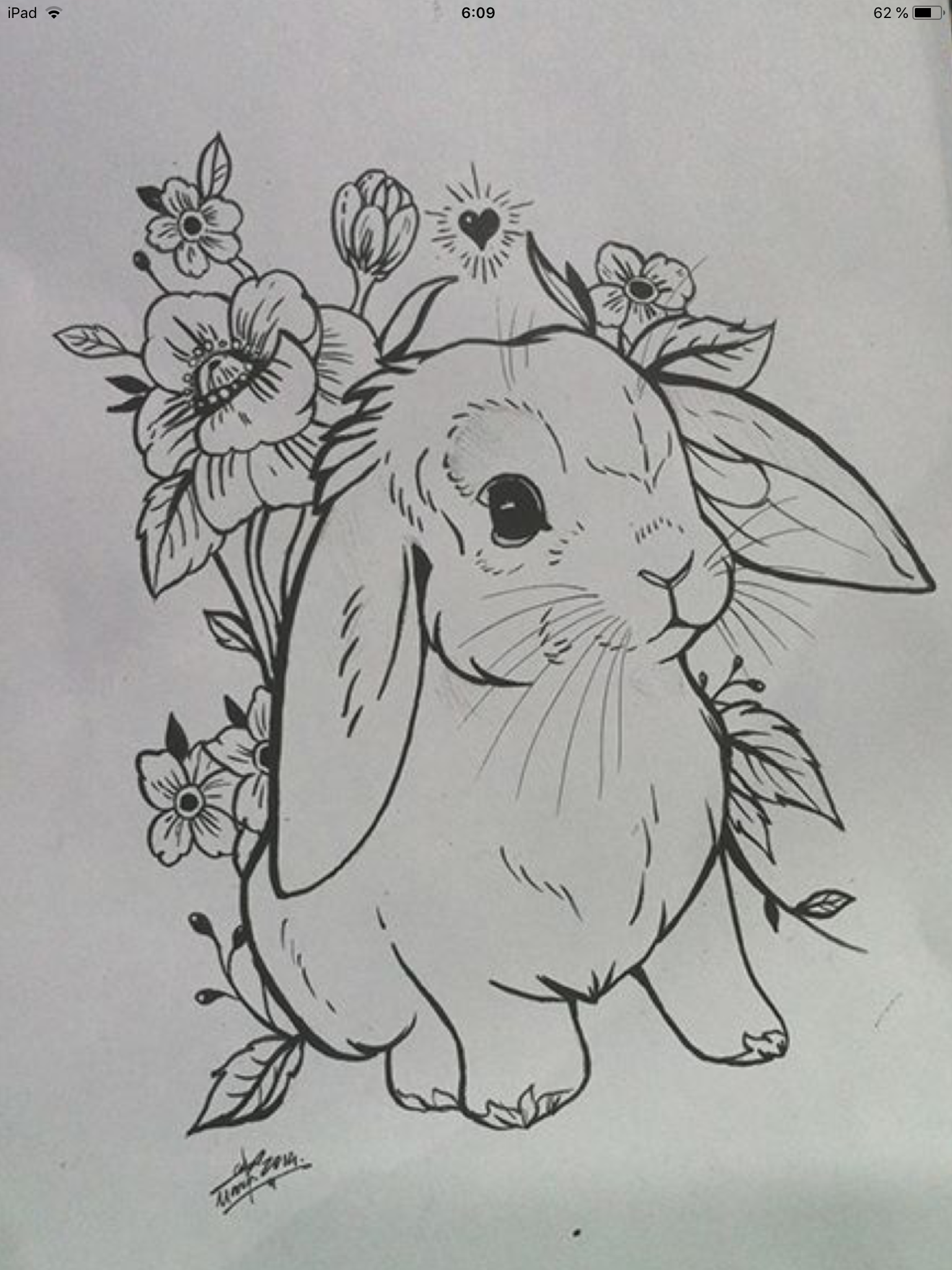 Process Of Creating My Rabbit Tattoo Design Tuesday 1st April 2014 Bunny Tattoos Rabbit Tattoos Bunny Art
