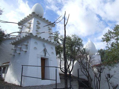 Casa Dalí. Port Lligat