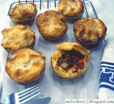 Inspired Passions: Yummy Meat Pie Recipe