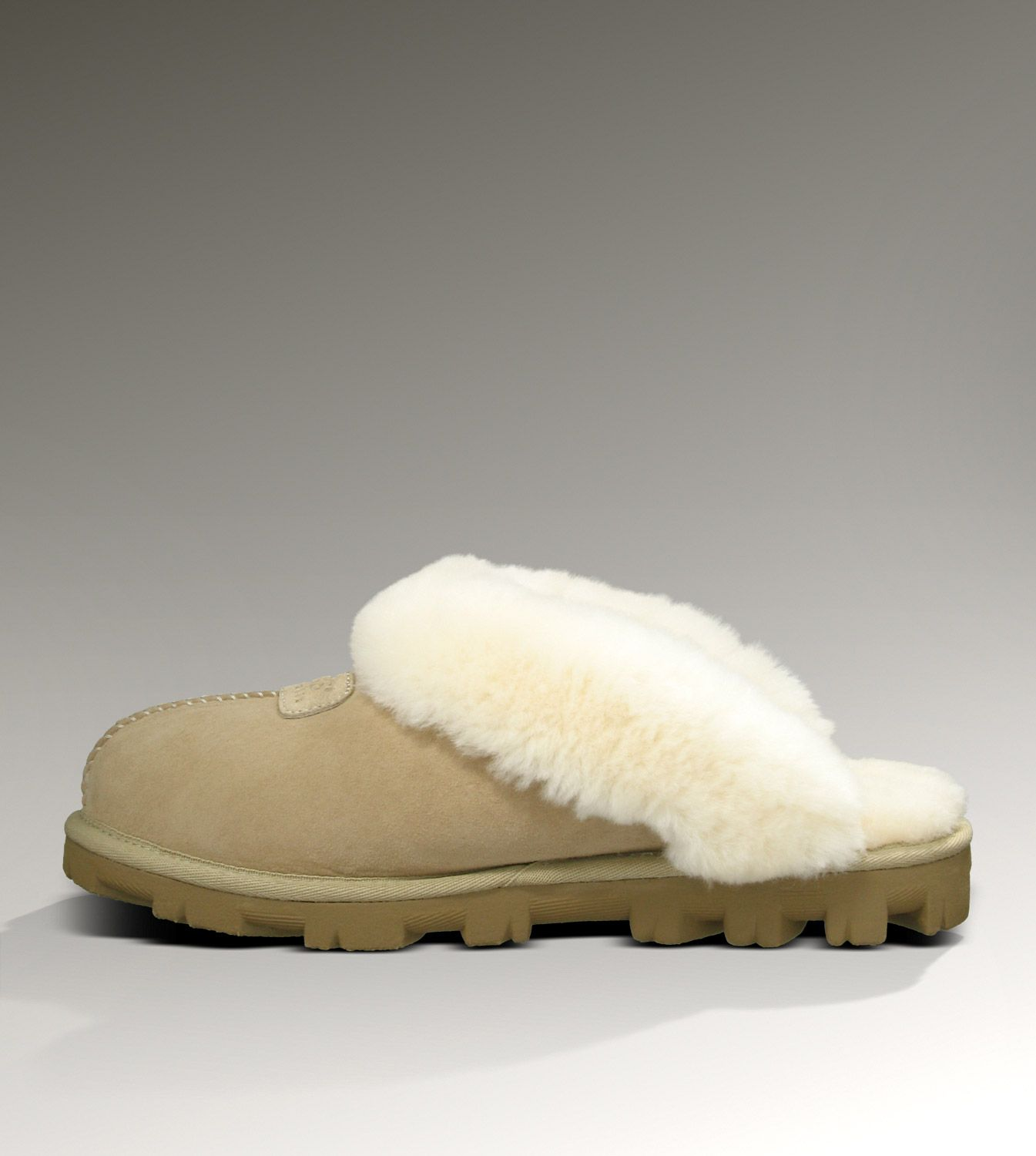 UGG Coquette 5125 Sand Slippers
