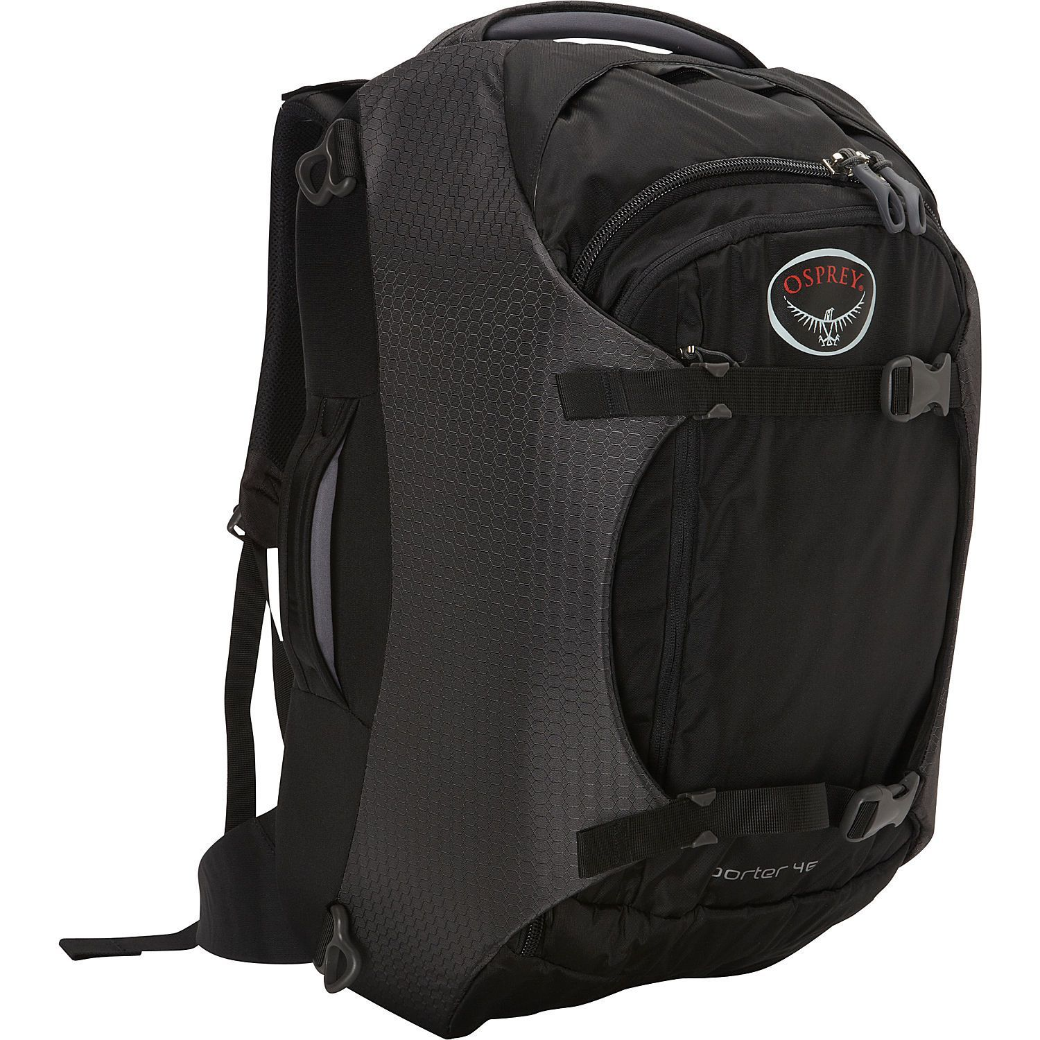 3518e57d68 Osprey Porter 46. BUY THE OVER THE SHOULDER STRAP! Osprey Porter 46