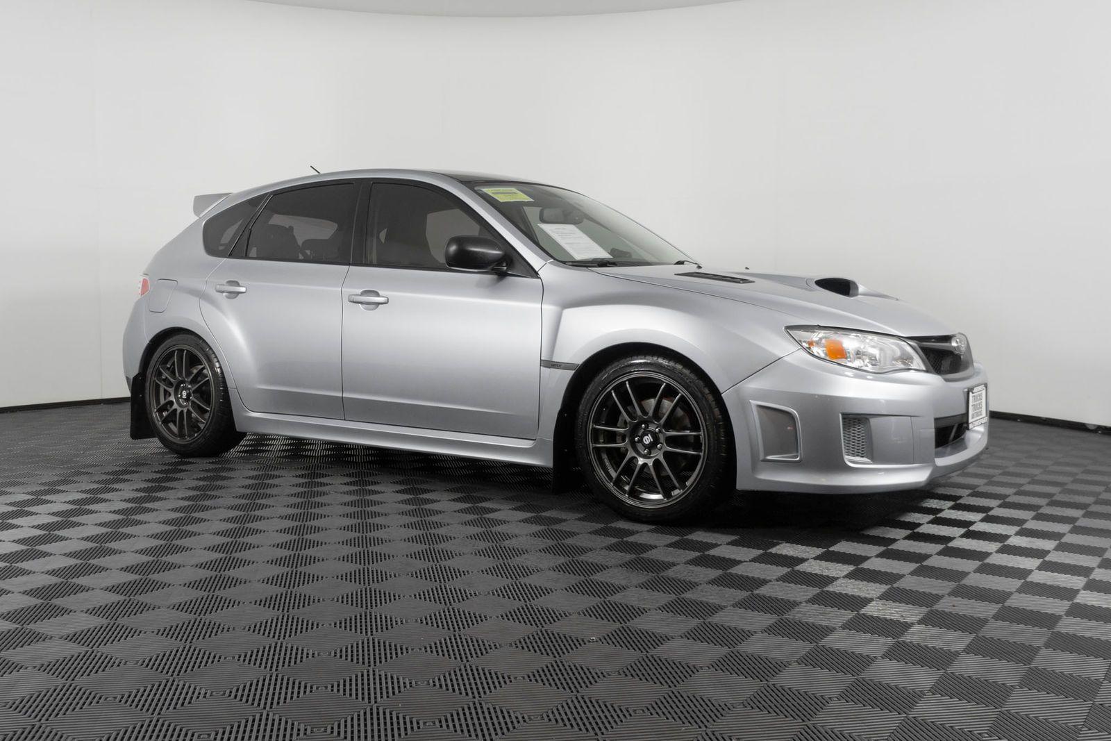 Used 2013 Subaru Impreza Wrx Awd Hatchback For Sale Northwest Motorsport Subaru Hatchback Subaru Impreza Subaru Wrx Hatchback