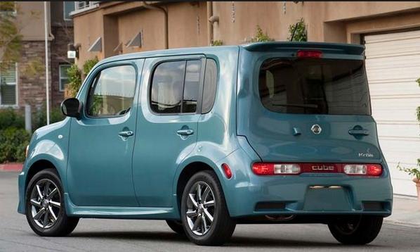 New 2018 Nissan Cube Test Drive Wish List