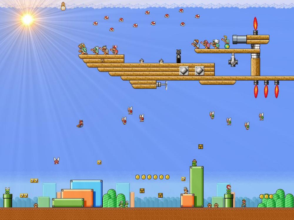 Super Mario Bros 3 Wallpapers Wallpaper Cave Mario Bros Super Mario Retro Games Pixel