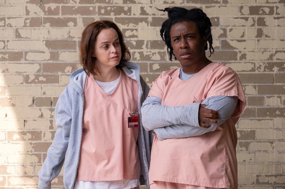 Orange Is The New Black Season Seven The Og Streaming Series Says Goodbye Orange Is The New Black Orange Is The New New Black