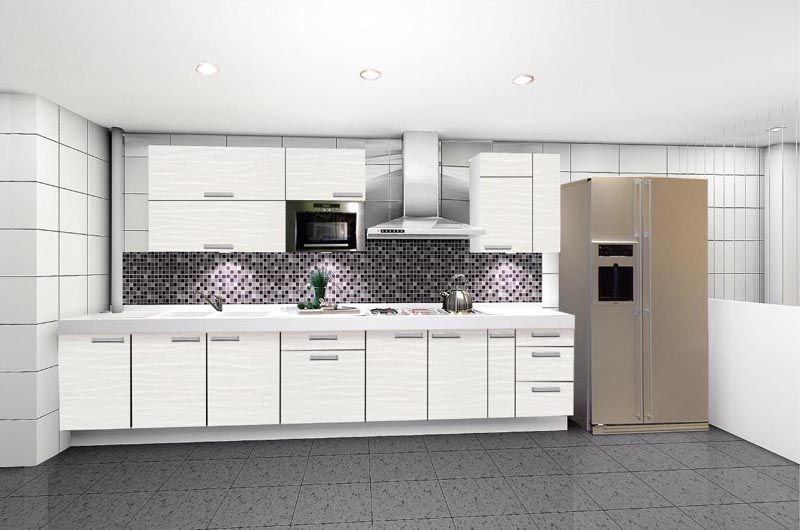 Kitchen Cabinets  Google Search  Kitchens  Pinterest Prepossessing White Kitchen Design 2018