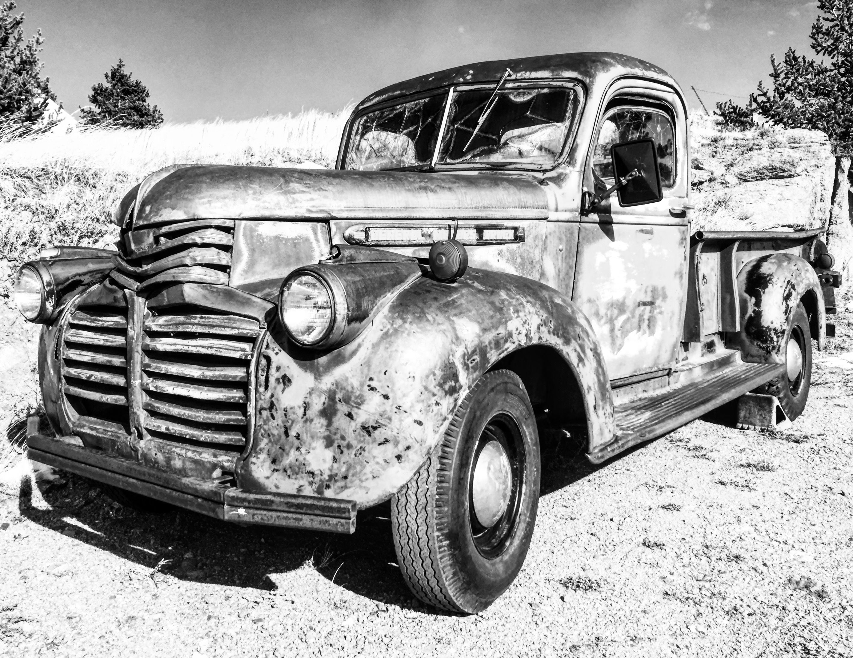 Abandoned rusty old car, Victor, Colorado. | Cars & Cool Rides ...